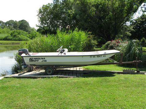 carolina skiff j16 1998 for sale for 3 160 boats from - Skiff J16