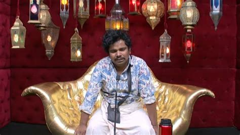 bigg telugu soornesh babu evicted from house