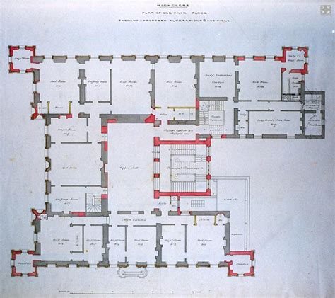 highclere castle floor plan 301 moved permanently