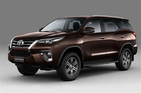 New Toyota Fortuner New Toyota Fortuner To Launch In India On November 7 News18