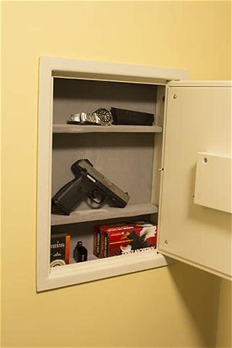 install  biometric wall safe