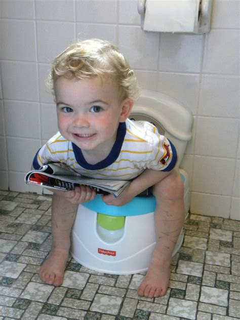 how should it take to potty a risin up to the challenge of potty one