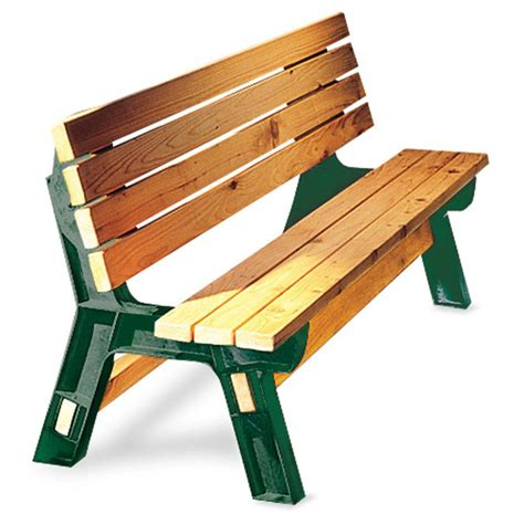 wooden bench kit diy outdoor bench kit plans free