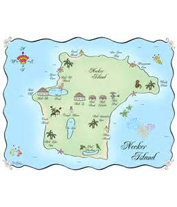 necker island maps and totes laura hooper calligraphy