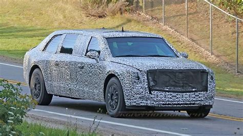 cadillac beast release the beast s cadillac ct6 presidential limo