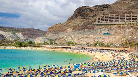 Plage d'Amadores : Découvrez Las Palmas avec Expedia.fr