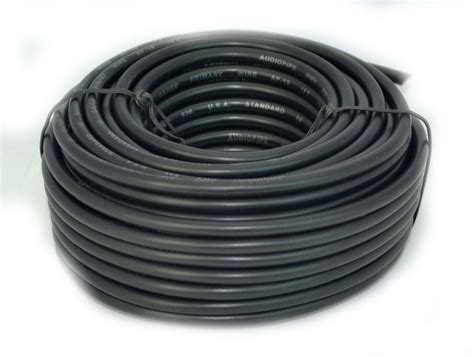 10 ga 50 ft rolls primary auto remote power ground