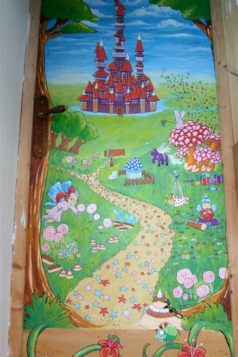 fresque chambre enfant fresques murale thibault colon de franciosi thibault
