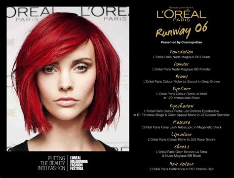 Loreal New Talent Make Up Artist Competition by Results For Oreal Hair Color Chart Medium Hair