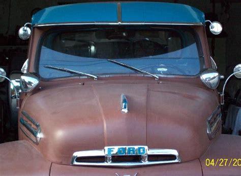 Visor Windshield 250 F1 1953 ford truck exterior sunvisor autos weblog