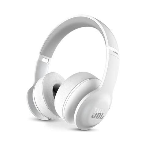 Jbl E45bt Headset White jbl everest 300 bluetooth headphones with 20 hour battery