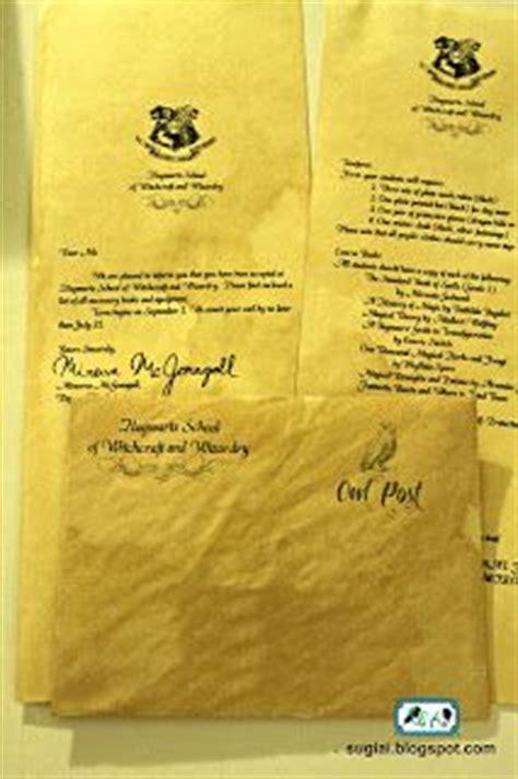Harry Potter Crafts Acceptance Letter Harry Potter On Harry Potter Harry Potter Birthday And Harry Potter Cakes
