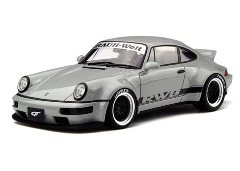 porsche 964 ducktail gt spirit new porsche rwb 964 duck tail diecastsociety com
