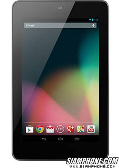 Tablet Asus Nexus 10 asus nexus 7 wifi 32gb tablet display 7 inch price 4 900 thb sihone