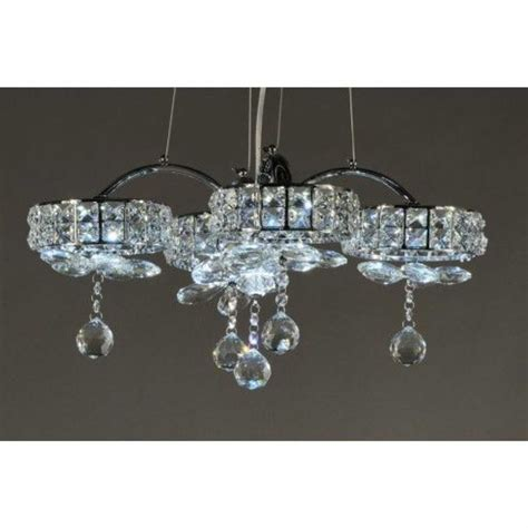 Contemporary Glass Chandelier With Ball Droplets Chandelier Droplets