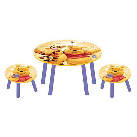 Table Winnie L Ourson Et Chaise by King Jouet Achat De Jeux Et Jouets En Ligne