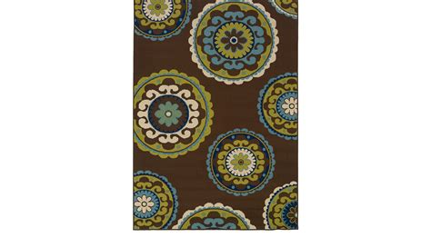 10 x 10 indoor outdoor rugs kaspian brown 7 10 x 10 10 indoor outdoor rug
