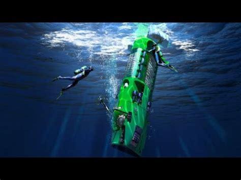 james cameron's deepsea challenge 3d youtube