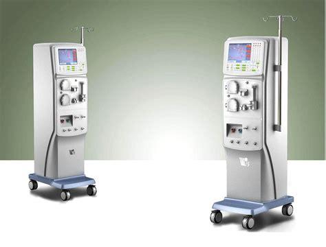 Mesin Cuci Darah efisiensi dialisis cuci darah pasien sehat