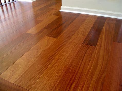 real wood the luxury low maintenance flooring option