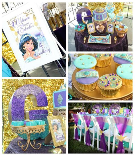 Best Table Lamps by Kara S Party Ideas Aladdin Themed Princess Birthday Party