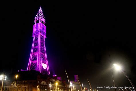 nights blackpool golden and glitter balls traditional family in