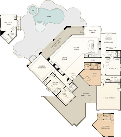 irregular lot house plans odd shaped lot house plans