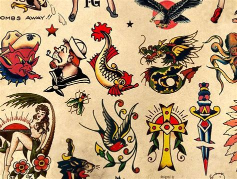 tattoo flash prints 74 best sailor jerry images on pinterest tattoo flash