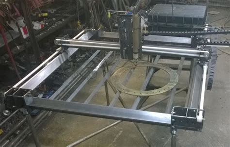 plasma cutting table diy cnc plasma table