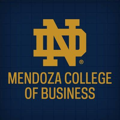 Mendoza Mba Profile by Nd Business Ndbusiness