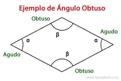 figuras geometricas que tengan angulos rectos ejemplo de 193 ngulo obtuso