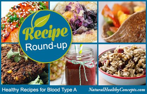 eat right for your type 7 recipes for blood type a