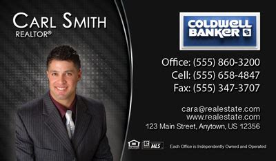 coldwell banker business cards template coldwell banker business cards free shipping and design
