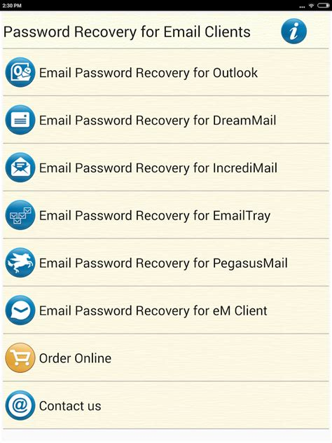 mail password email password recovery tool email password recovery help android apps on google play