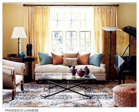 Lisa Stewart Design Decorating With Oriental Rugs And Decorating With Rugs