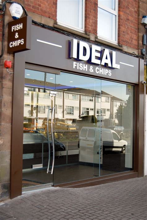 Luxury Home Interior Designs ideal fish and chips shopfitting case study by centreplan