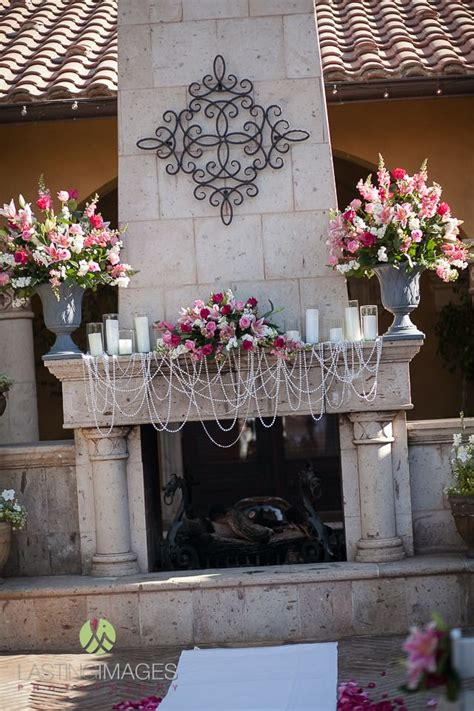 Wedding Fireplace by 1000 Ideas About Wedding Fireplace Decorations On