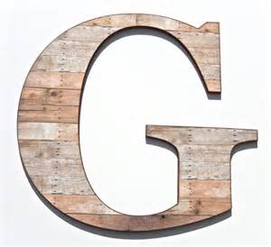 items similar to rustic wooden letter g wood grain print