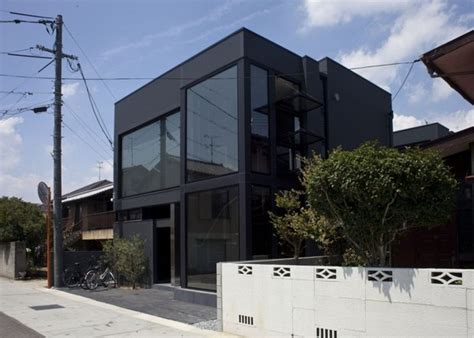 japanese modern architecture modern japanese architecture at its best black slit house
