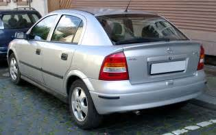 Opel Asta G File Opel Astra G Rear 20080424 Jpg Wikimedia Commons