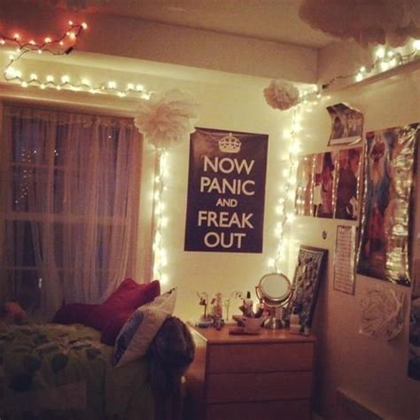 cool lights for dorm room the picture christmas lights and i want on pinterest