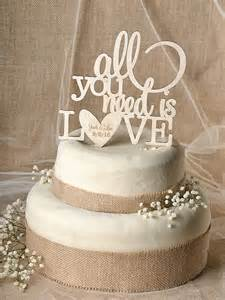 all you need is cake topper le cake topper le d 233 qui change tout mariage