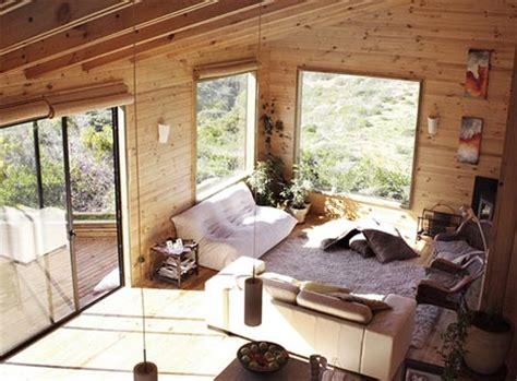 creative contemporary  wood hillside home design