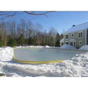 Backyard Rink Kit by Top 20 Best Cool Gift Ideas For Heavy