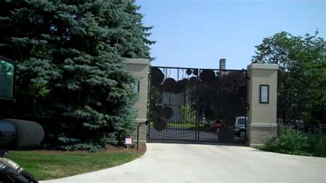 lebron james house ohio lebron james house is quiet youtube
