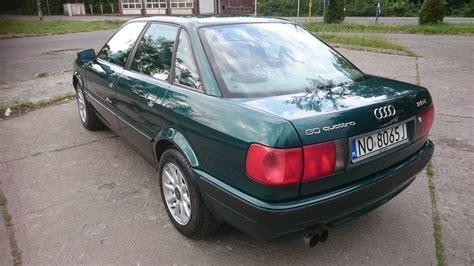 Audi Quattro B4 by Audi 80 B4 2 8 V6 Quattro 1992 Sprzedane Giełda Klasyk 243 W