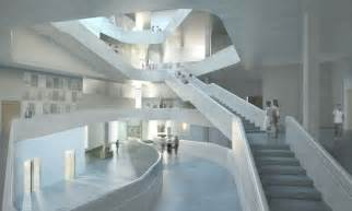 New York University Of Art And Design Steven Holl Architects Visual Arts Building At University Of Iowa