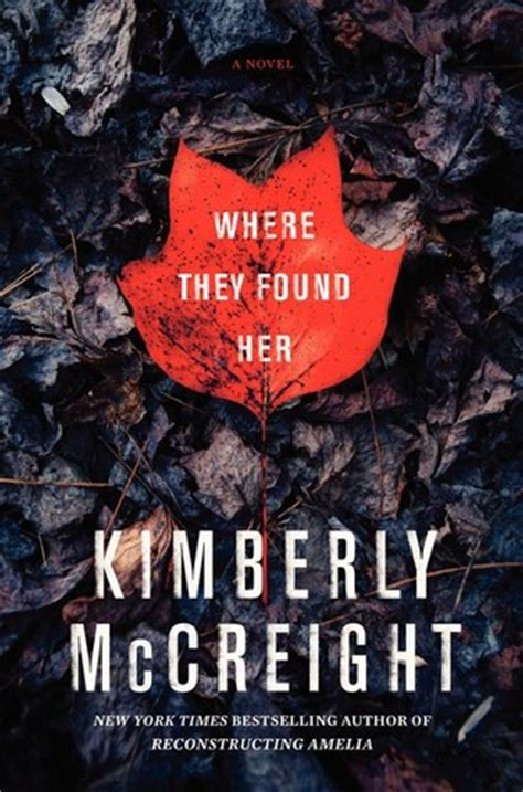 where they found by mccreight reviews