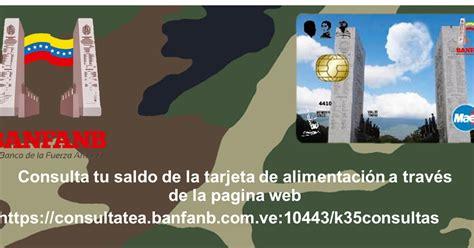 saldo de la tarjeta plan mas vida saldo de mensaje de la tarjeta de alimentacion venezuela