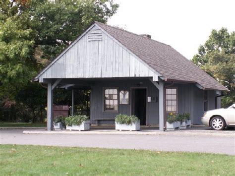 Rocky Knob Visitor Center by Blue Ridge Parkway Va Nc Herbst 2007 Amerika Forum De